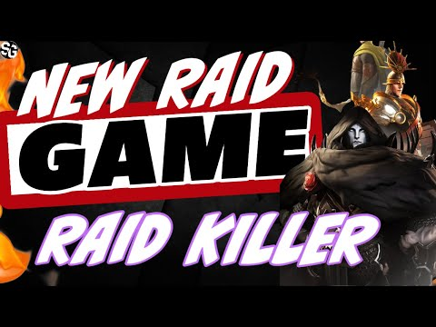 New Raid game. Raid Killer. Join me on my second youtube channel Raid Shadow Legends