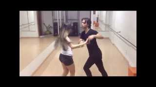 Samuel e Alessandra - Zouk