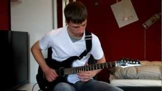 Metallica - Nothing Else Matters [Solo Cover; Live Version!]
