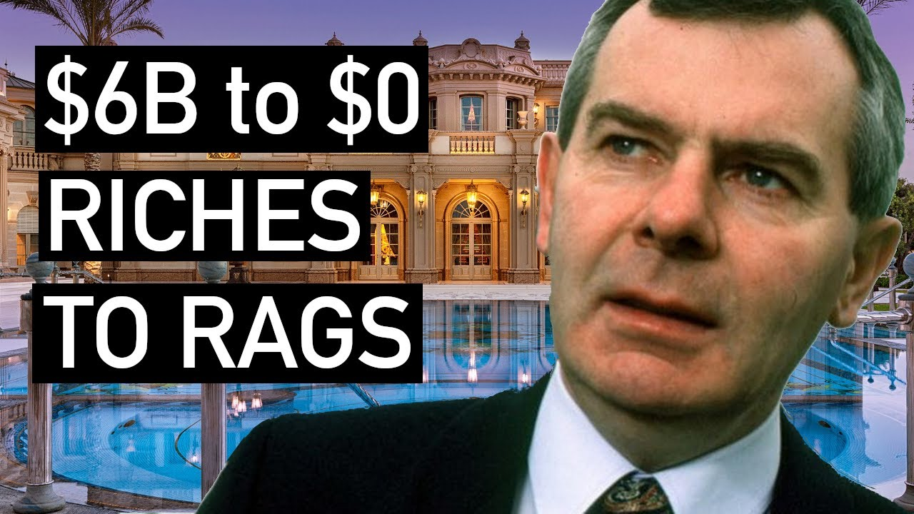 How Ireland's Richest Man Lost Everything