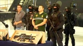 México captura a capo de la droga Edgar 'La Barbie' Valdez