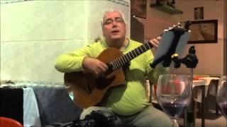 MENINO DO BAIRRO NEGRO canta Rui Rocha
