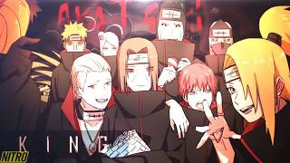 Akatsuki 「AMV」-King