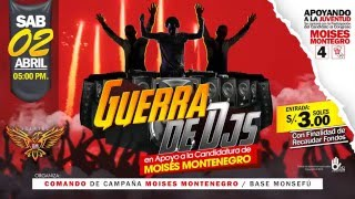 VIDEO INTRO - GUERRA DE DJ´S - MD