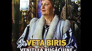 Veta Biris - Simone, spune-mi tu - CD - Veniti la rugaciune