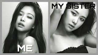 [TOP 10] ME VS MY SISTER | IN DIFFERENT CATEGORIES