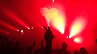 Above & Beyond - Group Therapy Tour @ The Warfield, San Francisco, CA, June 22, 2012