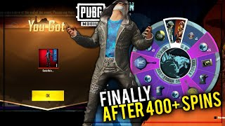 Finally After 400+ Spins I Got The Godzilla Carapace | Future Gaming | Pubg Mobile