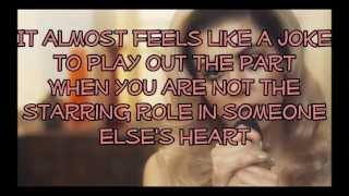 Marina and the diamonds - Starring Role (karaoke) + lyrics