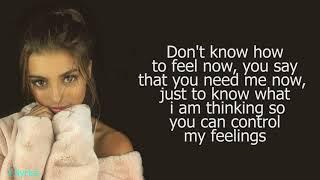 xxxtentacion - Jocelyn FLores (  Gabriella Whited cover) (Girl Version) Lyrics