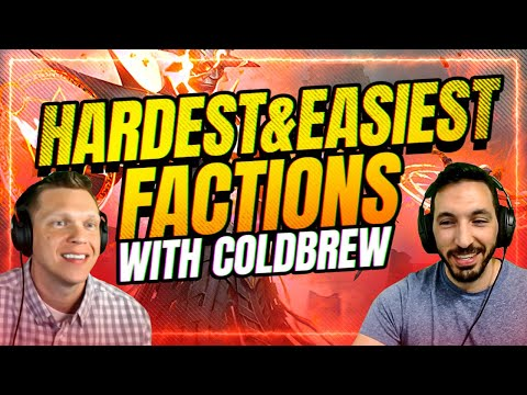 ALL Faction Wars RANKED! ft ColdBrew! | RAID Shadow Legends