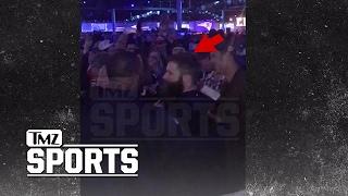 Julian Edelman and Adriana Lima Celebrate with Lil Wayne | TMZ Sports