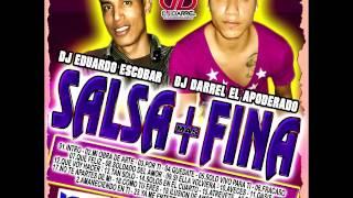 INTRO - SALSA MAS FINA - SALSA BAUL - DJ DARREL EL APODERADO DEL ROSARIO - XTRAKTOR DISCPLAY