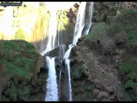 Maroc: Les cascades d'Ouzoud – Morocco: Ouzoud Falls