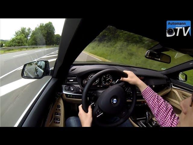 2013 BMW M550d (381hp) - DRIVE & SOUND (1080p FULL HD)