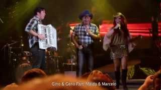 Eu bebo cerveja - Máida e Marcelo com participal especial de Gino e Geno