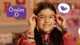 Como escolher os óculos certos com Bel ❤ Mundo da Menina