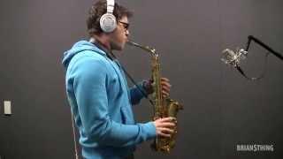 Old School Hip Hop Saxophone - BriansThing