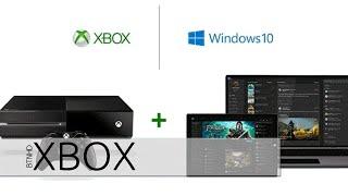 Windows 10 Xbox App Game Streaming Setup (Wired) 4K