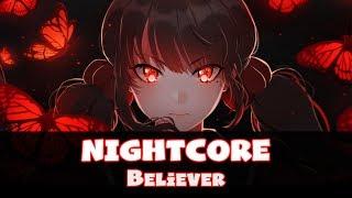 Nightcore - Believer (Cover | Remix) (Lyrics)