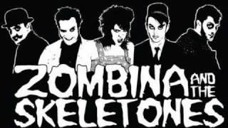 Zombina And The Skeletones - Sea of Heartbreak (Don Gibson Cover)