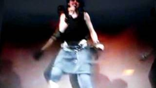 Madonna SINGS Physical Attraction for CNY Productions 1983