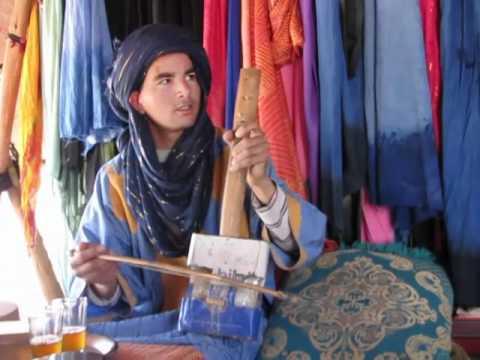 Morocco: Berber tent music