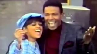 Marvin Gaye & TammI Terell -Ain t no Mountain High Enough