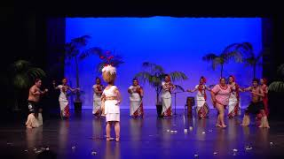 Aloha by the Bay 2018 - Taupou Taualuga with Cyrrona