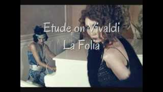 """Etude on Vivaldi """"La Folia"""" for guitars"""