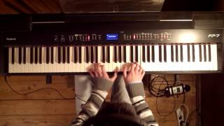 The Lion King - Can You Feel The Love Tonight [Piano Cover]