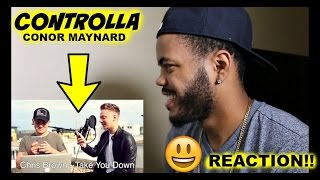 Drake - Controlla (Old School R&B Medley) Conor Maynard Cover BEST REACTION!!!