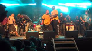 11 - Operation Ivy Tribute - Bad Town Live At Amnesia Rockfest 2015