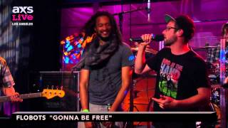 """Flobots Perform """"Gonna Be Free"""" on AXS Live"""