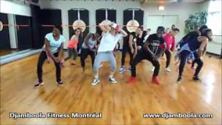 Dj Kedjevara - Remuer La Bouteille - Chorégraphie Djamboola Fitness