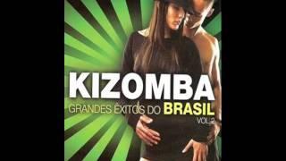 CD KIZOMBA GRANDES ÊXITOS DO BRASIL VOL. 2 -  Deixaria tudo