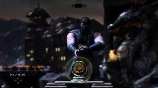 Mortal Kombat X - Test Your Might (White Lotus Relic/Sub-Zero)