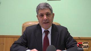 Gli auguri di Natale 2019 del sindaco di Gioiosa Marea Ignazio Spanò - www.canalesicilia.it