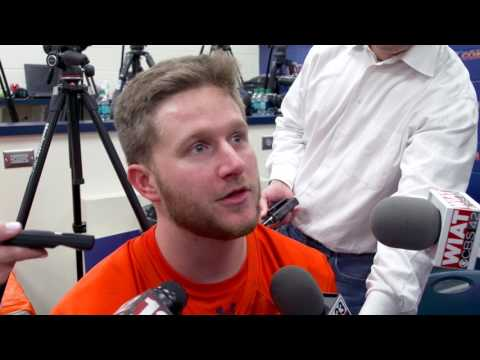 Sean White talks about spring practice and the upcoming quarterback competition in the fall.
