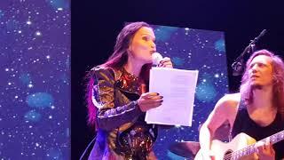 Tarja - Lanterna dos Afogados (singing in Portuguese)