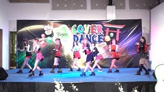 160320 Double You cover TWICE - Like OOH-AHH @The Paseo K-POPS Cover Dance 2016 (Audition)