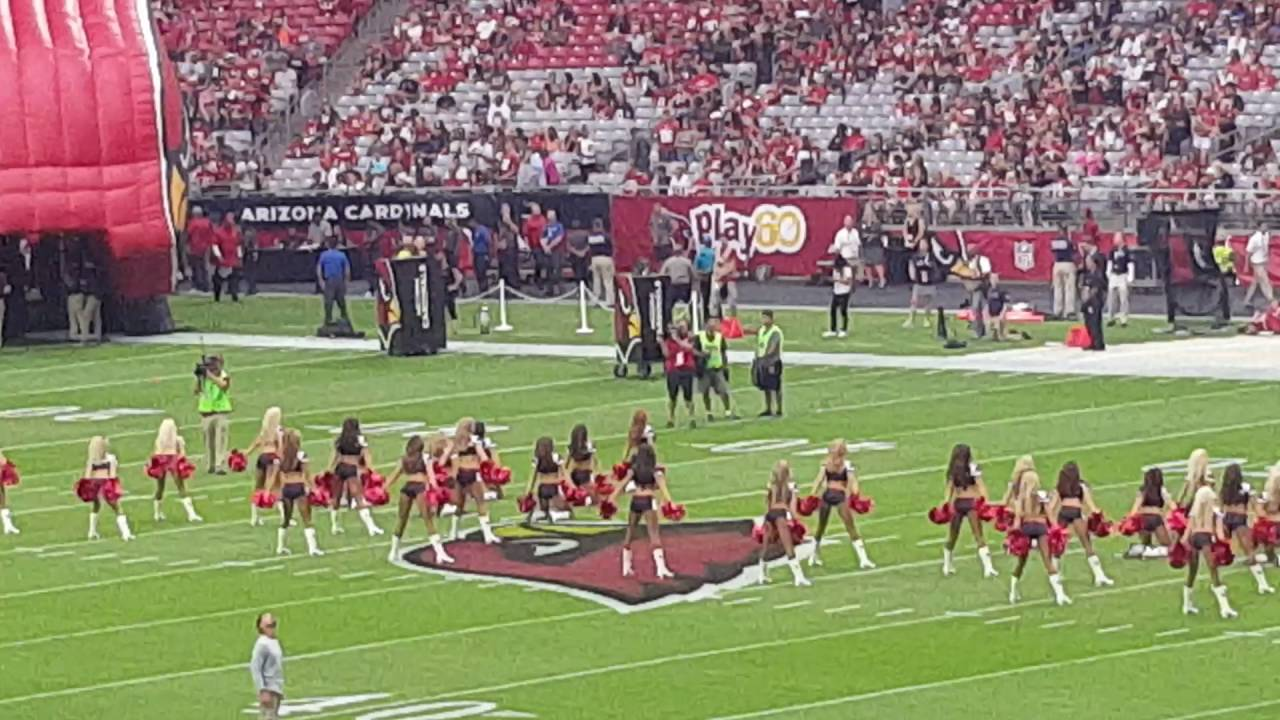 Ticketmaster Arizona Cardinals At Washington Redskins Tickets 2018