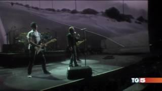 """La notte degli U2 all'Olimpico"" | TG 5"