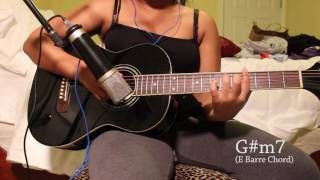 Controlla - William Singe & Devvon Terrell (Guitar Tutorial)