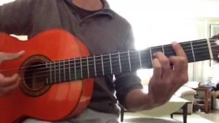 Guitarra - Arañando el aire (Juanito Makande)