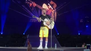 Justin Bieber - Cold Water live @ I-Days Festival Monza - 18 Giugno 2017