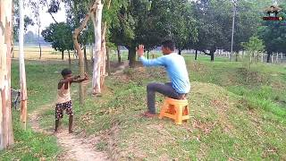 Must Watch Indian Funny🤣🤣Comedy Videos 2019 || New Funny Videos || #myfamily ||