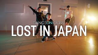 Shawn Mendes - Lost In Japan (Zedd Remix) | Coco Natsuko Choreography | DanceOn Class