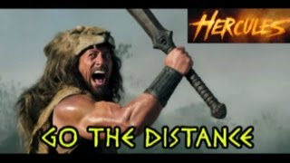 "Hercules Trailer Recut (2014) (""Go the Distance"")"