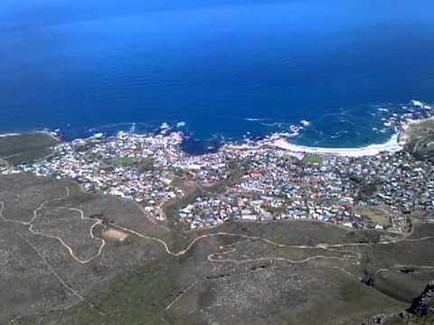 Table Mountain Panoramic View